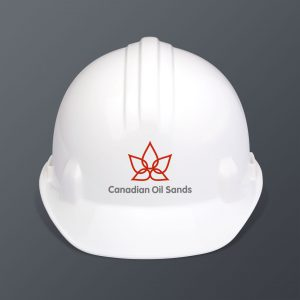 Canadian Oil Sands: Logo and visual identity system (developed in collaboration with Craib Design & Communications)