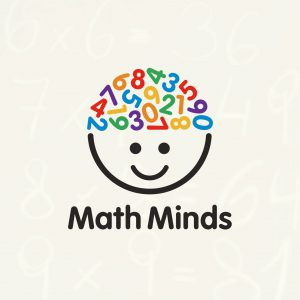 Math Minds: Naming and logo for Canadian Oil Sands educational initiative (developed in collaboration with Craib Design & Communications)