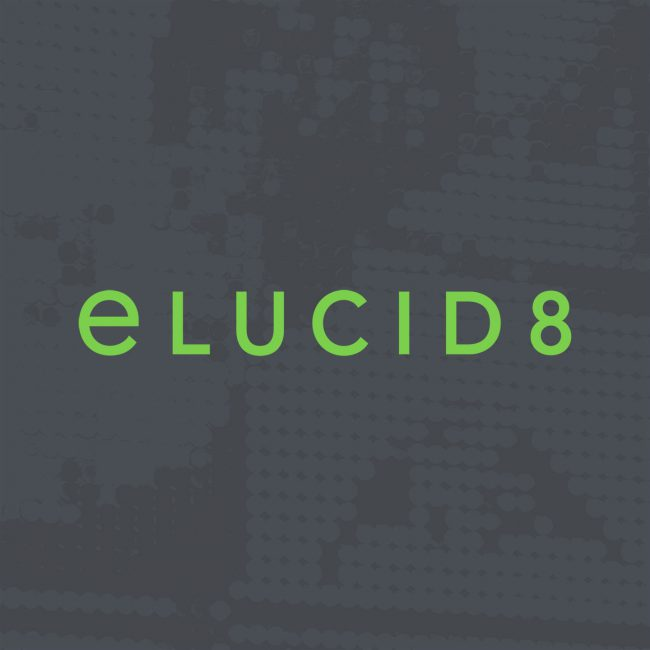 eLUCID8 Media: Logotype for media consultancy