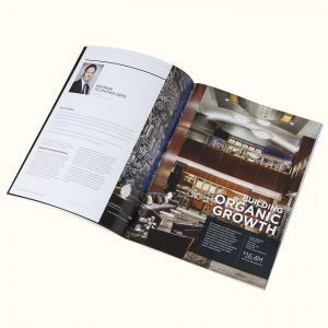 InnVest REIT: 2015 Annual Report (designed and produced in collaboration with Craib Design & Communications)